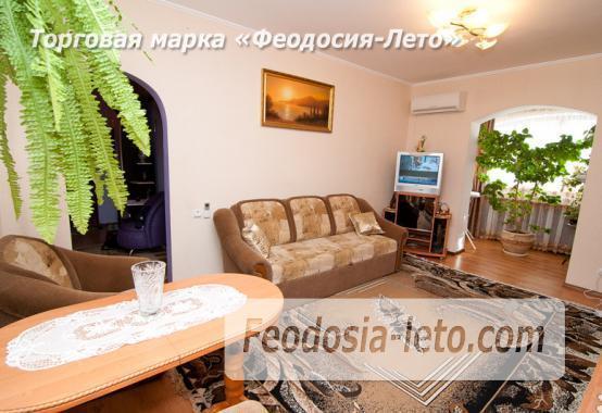 3 комнатная элитная квартира на улице Дружбы 42-А на Золотом пляже в Феодосии - фотография № 6