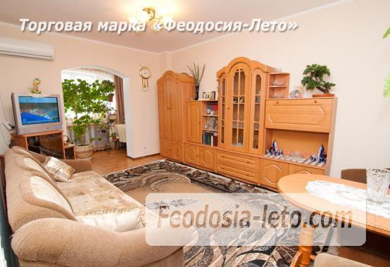 3 комнатная элитная квартира на улице Дружбы 42-А на Золотом пляже в Феодосии - фотография № 7