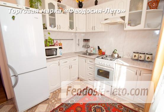 3 комнатная элитная квартира на улице Дружбы 42-А на Золотом пляже в Феодосии - фотография № 8