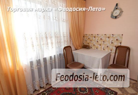 3 комнатная элитная квартира на улице Дружбы 42-А на Золотом пляже в Феодосии - фотография № 9