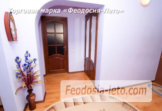 3 комнатная элитная квартира на улице Дружбы 42-А на Золотом пляже в Феодосии - фотография № 10