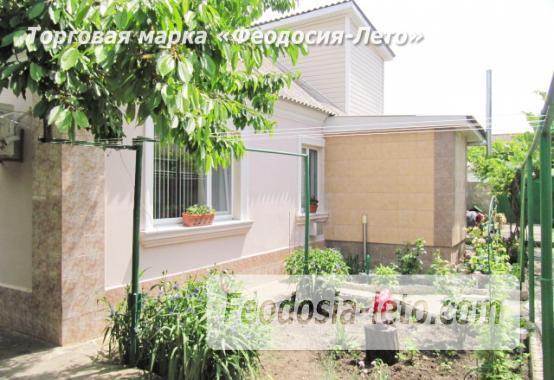 3 комнатный коттедж, Феодосия, 2-ой Кочмарский переулок - фотография № 1