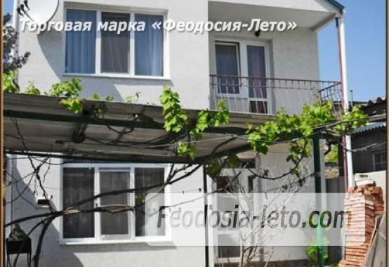 3 комнатный коттедж в Феодосии по переулку Речной - фотография № 1
