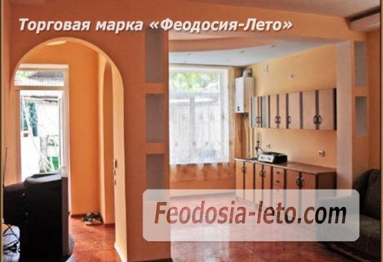 3 комнатный коттедж в Феодосии по переулку Речной - фотография № 11