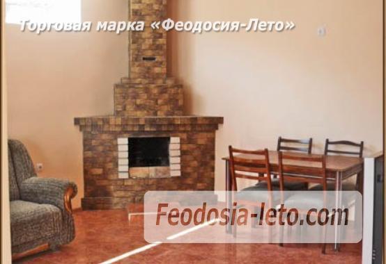 3 комнатный коттедж в Феодосии по переулку Речной - фотография № 2