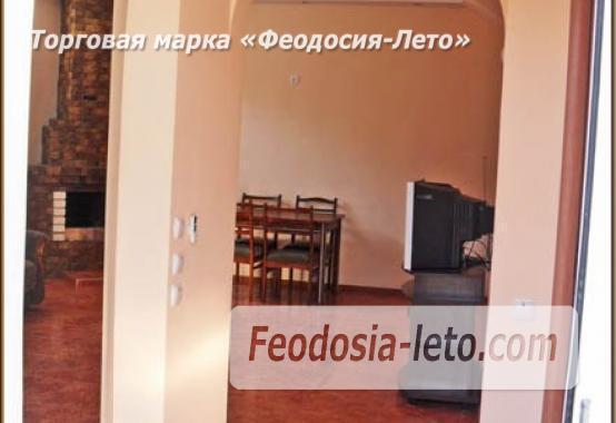 3 комнатный коттедж в Феодосии по переулку Речной - фотография № 3