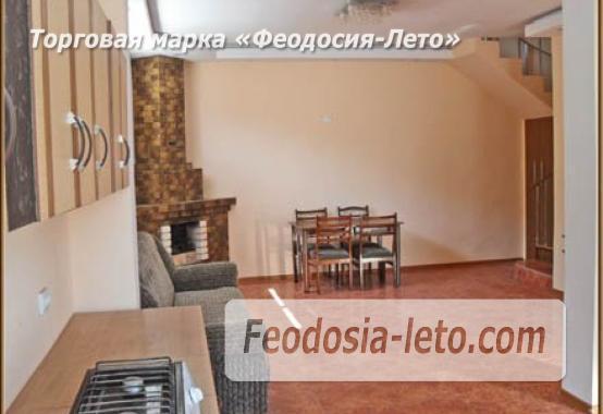 3 комнатный коттедж в Феодосии по переулку Речной - фотография № 7