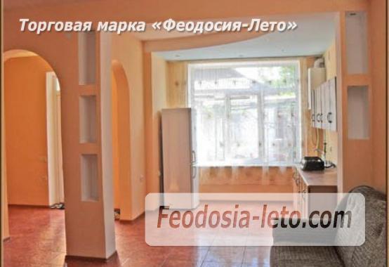 3 комнатный коттедж в Феодосии по переулку Речной - фотография № 13