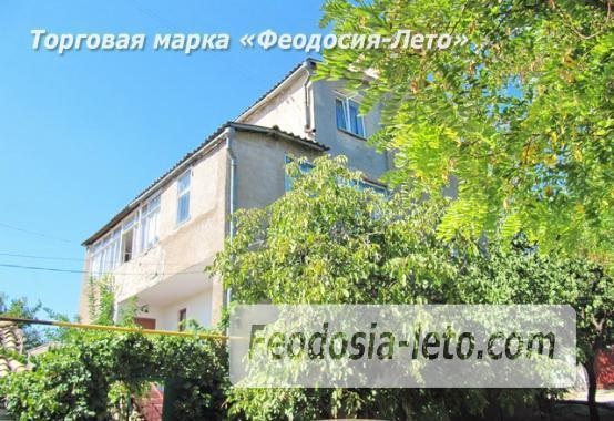 3 комнатный трёхэтажный коттедж в Феодосии на переулке Военно-Морском - фотография № 1