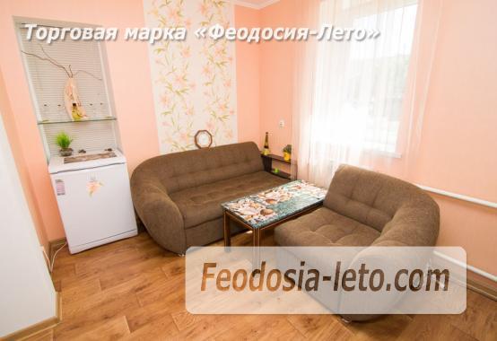 3 комнатный трёхэтажный коттедж в Феодосии на переулке Военно-Морском - фотография № 4