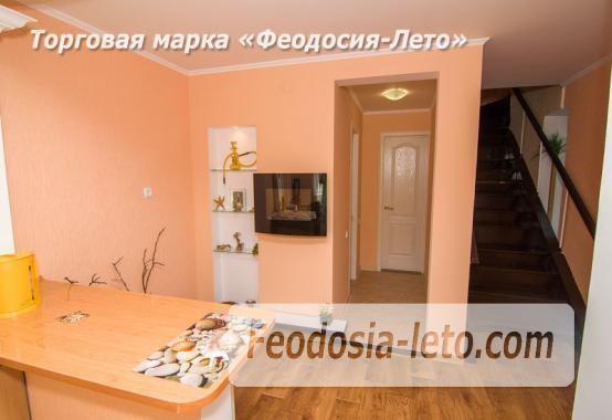 3 комнатный трёхэтажный коттедж в Феодосии на переулке Военно-Морском - фотография № 5