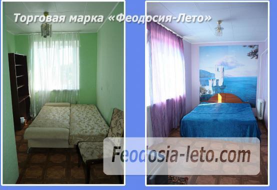 3 комнатный трёхэтажный коттедж в Феодосии на переулке Военно-Морском - фотография № 15