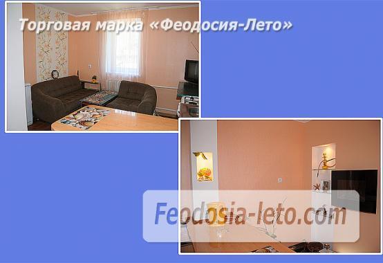 3 комнатный трёхэтажный коттедж в Феодосии на переулке Военно-Морском - фотография № 16