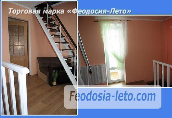 3 комнатный трёхэтажный коттедж в Феодосии на переулке Военно-Морском - фотография № 17