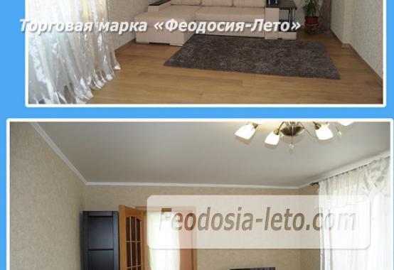 3 комнатный трёхэтажный коттедж в Феодосии на переулке Военно-Морском - фотография № 19