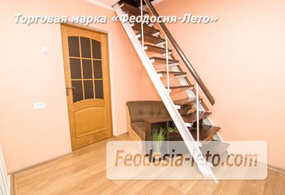 3 комнатный трёхэтажный коттедж в Феодосии на переулке Военно-Морском - фотография № 7