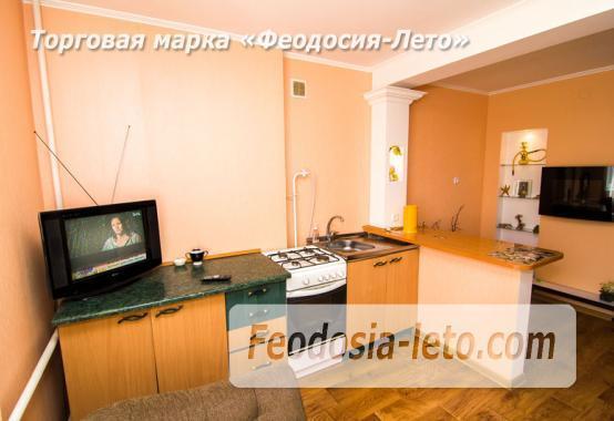 3 комнатный трёхэтажный коттедж в Феодосии на переулке Военно-Морском - фотография № 9