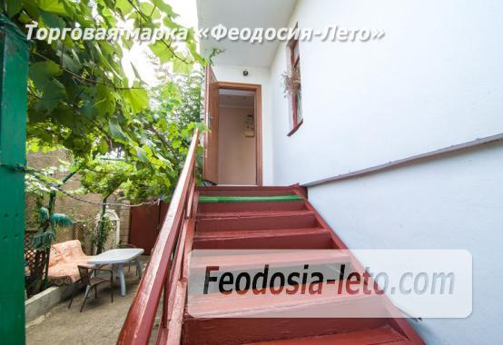 3 комнатный трёхэтажный коттедж в Феодосии на переулке Военно-Морском - фотография № 12