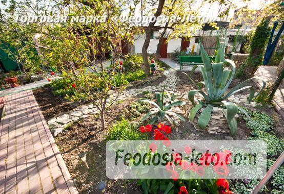 3 номера в частном секторе в Феодосии на улице Пономарёвой - фотография № 3