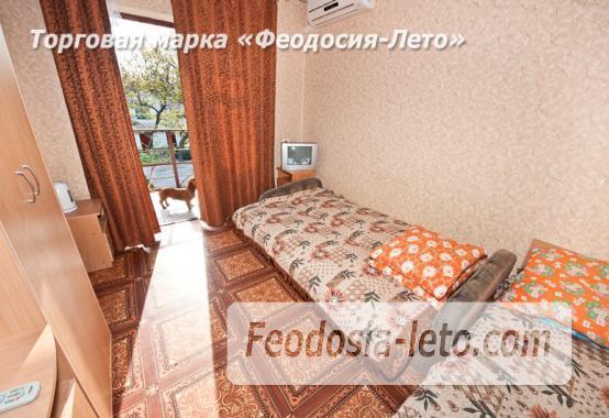 3 номера в частном секторе в Феодосии на улице Пономарёвой - фотография № 14