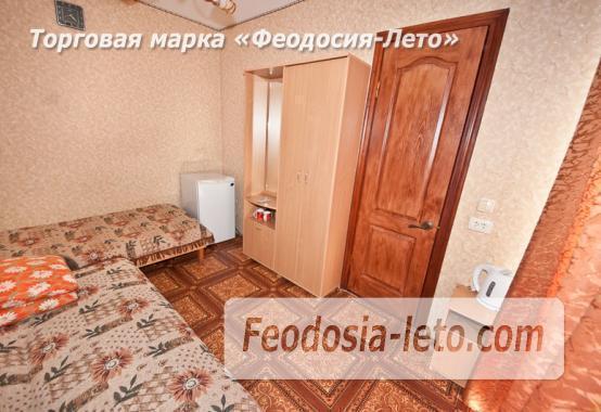 3 номера в частном секторе в Феодосии на улице Пономарёвой - фотография № 15