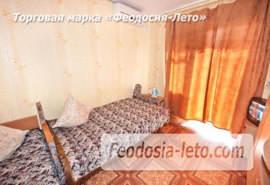 3 номера в частном секторе в Феодосии на улице Пономарёвой - фотография № 16