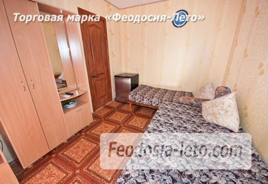 3 номера в частном секторе в Феодосии на улице Пономарёвой - фотография № 17