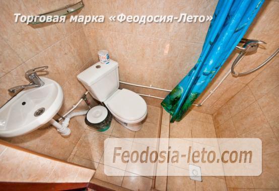 3 номера в частном секторе в Феодосии на улице Пономарёвой - фотография № 18