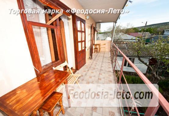 3 номера в частном секторе в Феодосии на улице Пономарёвой - фотография № 19