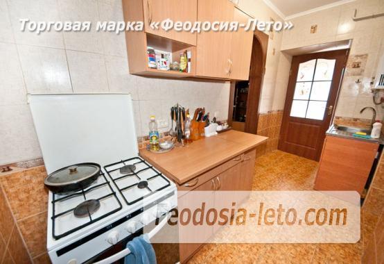 3 номера в частном секторе в Феодосии на улице Пономарёвой - фотография № 20