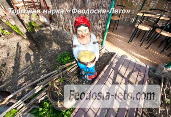 3 номера в частном секторе в Феодосии на улице Пономарёвой - фотография № 21