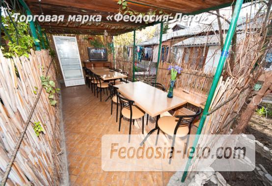 3 номера в частном секторе в Феодосии на улице Пономарёвой - фотография № 7