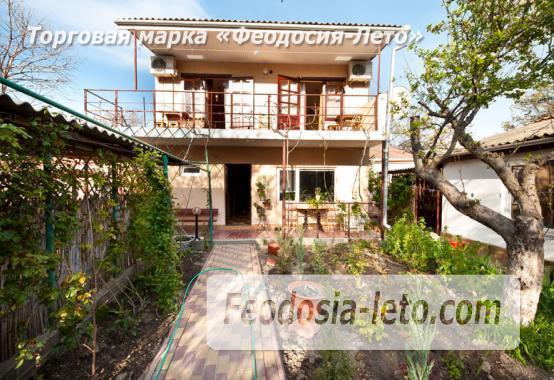 3 номера в частном секторе в Феодосии на улице Пономарёвой - фотография № 8