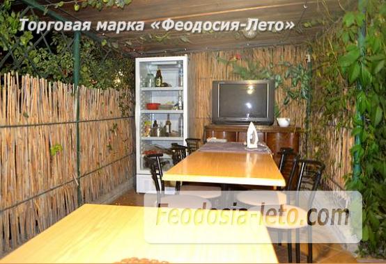 3 номера в частном секторе в Феодосии на улице Пономарёвой - фотография № 9