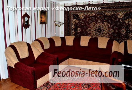 3 номера в частном секторе в Феодосии на улице Пономарёвой - фотография № 10