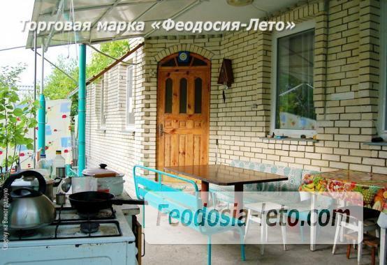4 комнатный коттедж в Феодосии на улице Виноградная - фотография № 18