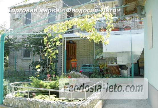 4 комнатный коттедж в Феодосии на улице Виноградная - фотография № 39