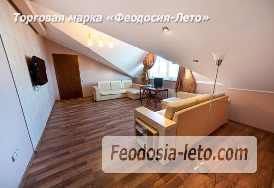 5-ти комнатные апартаменты в Феодосии на улице Десантников, 7-Б - фотография № 19