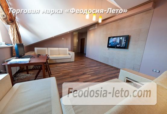 5-ти комнатные апартаменты в Феодосии на улице Десантников, 7-Б - фотография № 22