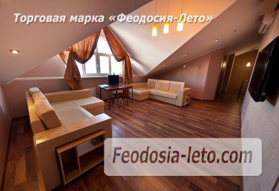 5 комнатные апартаменты в Феодосии на улице Десантников, 7-Б - фотография № 1
