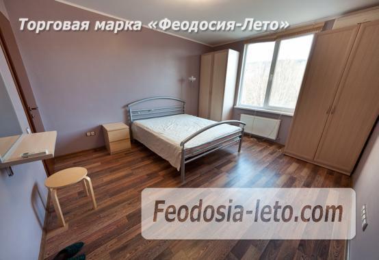 5 комнатные апартаменты в Феодосии на улице Десантников, 7-Б - фотография № 5