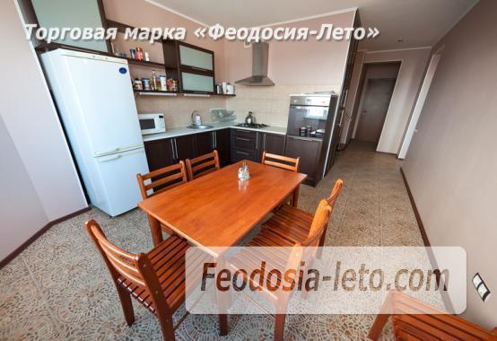 5 комнатные апартаменты в Феодосии на улице Десантников, 7-Б - фотография № 19
