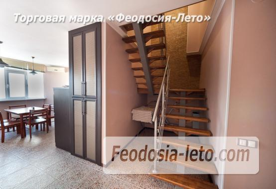 5 комнатные апартаменты в Феодосии на улице Десантников, 7-Б - фотография № 21