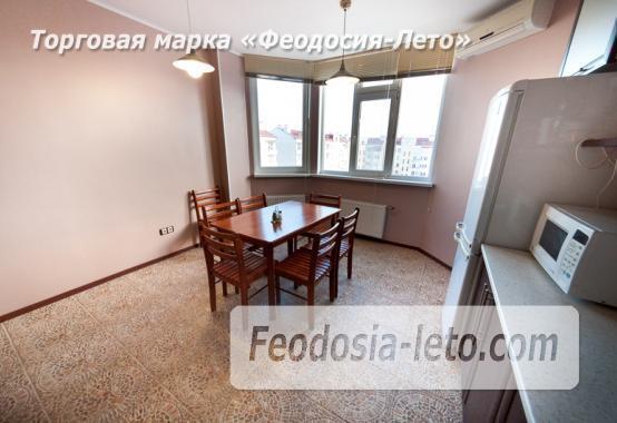 5 комнатные апартаменты в Феодосии на улице Десантников, 7-Б - фотография № 22