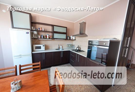 5 комнатные апартаменты в Феодосии на улице Десантников, 7-Б - фотография № 23