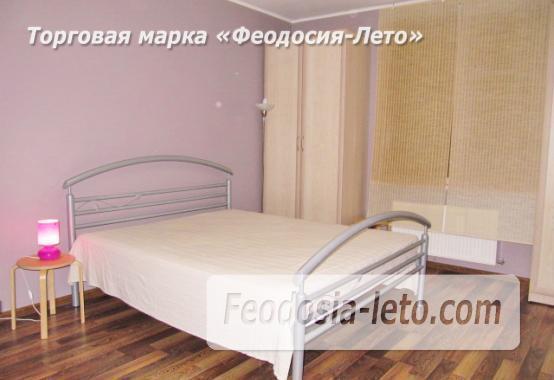 5 комнатные апартаменты в Феодосии на улице Десантников, 7-Б - фотография № 29