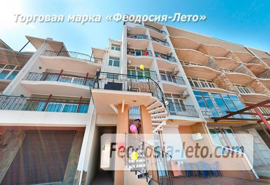 5-ти этажный эллинг на Золотом пляже в Феодосии - фотография № 2