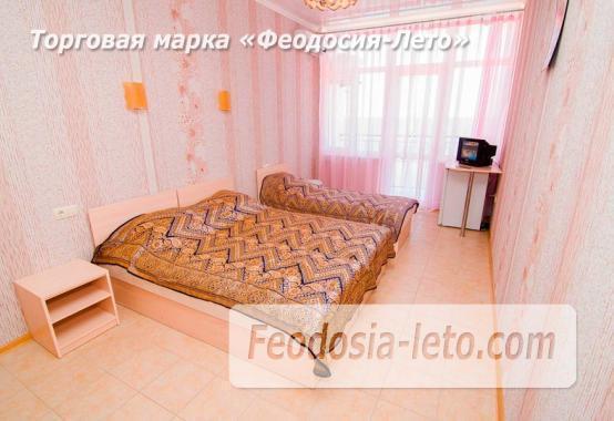 5-ти этажный эллинг на Золотом пляже в Феодосии - фотография № 6