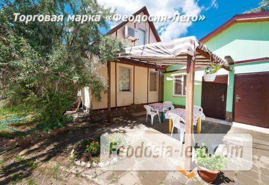 6 комнатный коттедж для большой компании на Керченском шоссе в Феодосии - фотография № 20