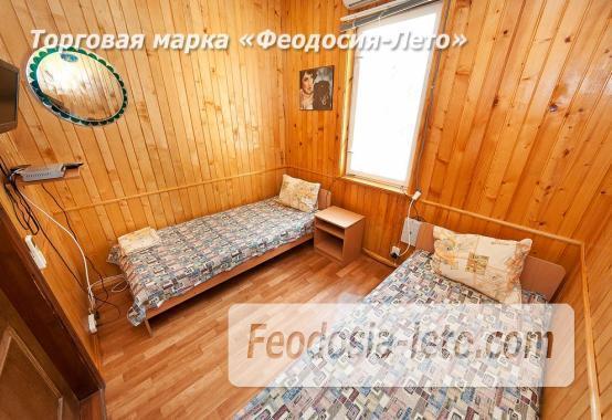 6 комнатный коттедж для большой компании на Керченском шоссе в Феодосии - фотография № 9